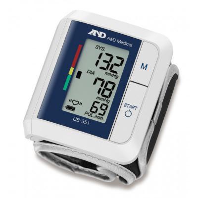 日本 A&D UB351 手腕式血壓計