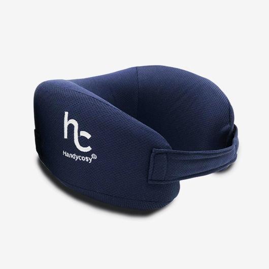 Handycosy 超柔軟記憶旅行枕 [5色]