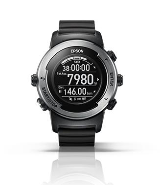 Epson ProSense X-100 GPS運動手錶 [2色]