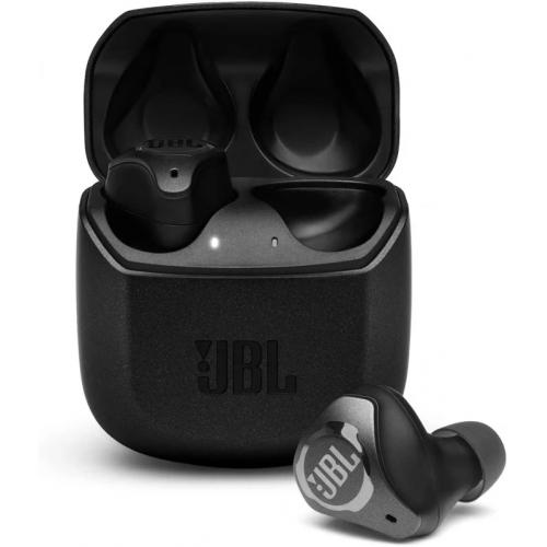 JBL Club Pro+ TWS 真無線入耳式降噪耳機 [黑色]【父親節精選】