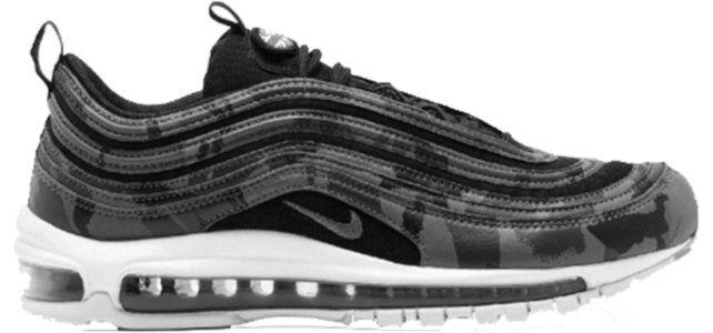 Nike Air Max 97 PREMIUM QS RAW UMBER/FORTRESS GREEN-Black-EARTH 跑步鞋/運動鞋 (AJ2614-201) 海外預訂