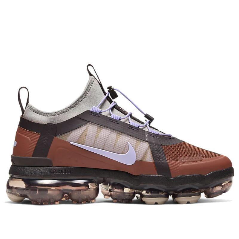 Nike Womens女子 WMNSAir VaporMax 2019 'Cinnamon' Cinnamon/Burgundy Ash/Pumice/Purple 跑步鞋/運動鞋 (BV6353-201) 海外預訂