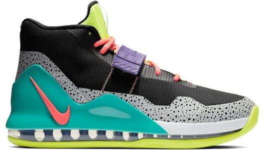 Nike Air FORCE MAX BASKETBALL 籃球鞋/運動鞋 (AR0974-005) 海外預訂