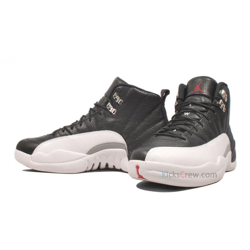 Air Jordan 12 Retro Playoff 籃球鞋/運動鞋 (130690-001) 海外預訂