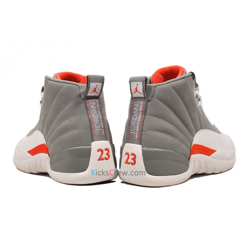 Price本週限時優惠 Air Jordan 12 Retro Cool Grey 籃球鞋/運動鞋 (130690-012) 海外預訂