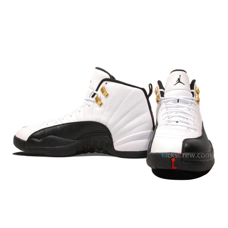 Air Jordan 12 Retro Taxi 籃球鞋/運動鞋 (130690-125) 海外預訂