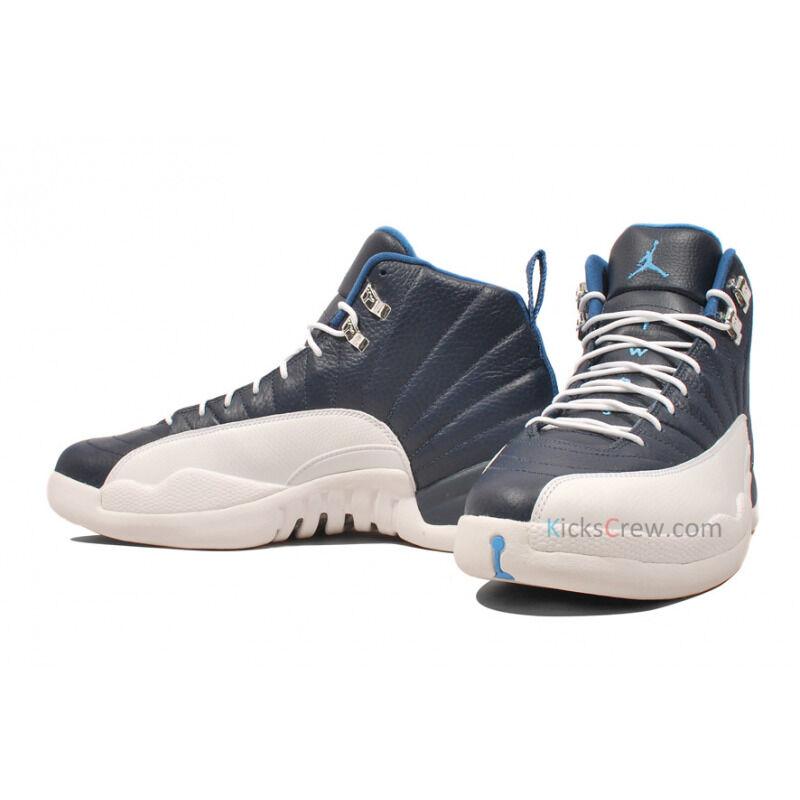 Air Jordan 12 Retro Obsidian 籃球鞋/運動鞋 (130690-410) 海外預訂