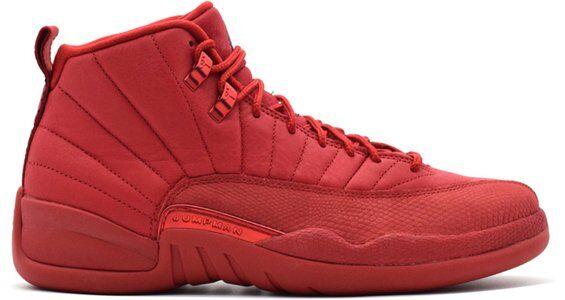 Air Jordan 12 Retro Gym Red 籃球鞋/運動鞋 (130690-601) 海外預訂
