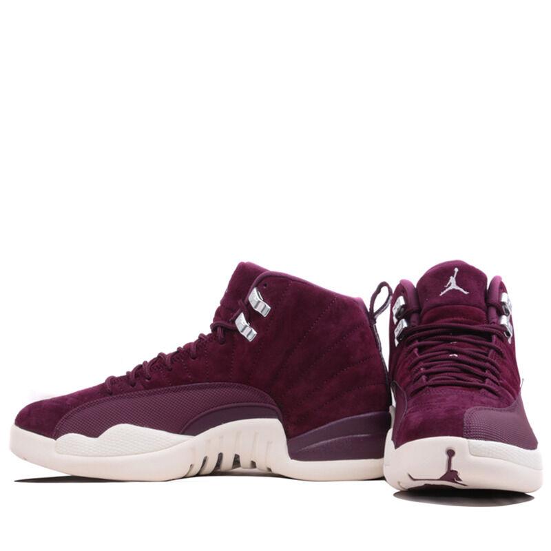 Air Jordan 12 Retro Bordeaux 籃球鞋/運動鞋 (130690-617) 海外預訂