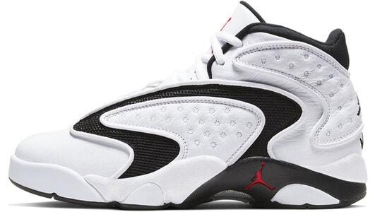 Womens女子 WMNSAir Jordan OG White Black Red 籃球鞋/運動鞋 (133000-106) 海外預訂