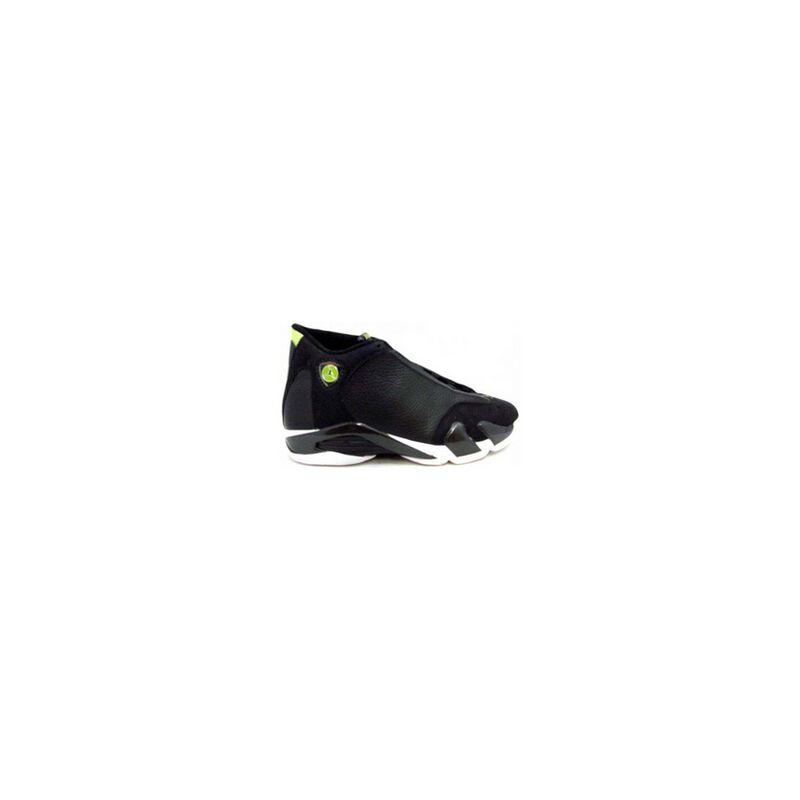 Air Jordan 14 OG 'Indiglo' 1999 Black/Black/White/Indiglo 籃球鞋/運動鞋 (136017-002) 海外預訂