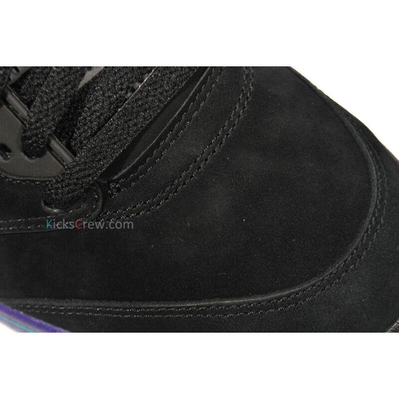 Air Jordan 5 Retro Black Grape 籃球鞋/運動鞋 (136027-007) 海外預訂