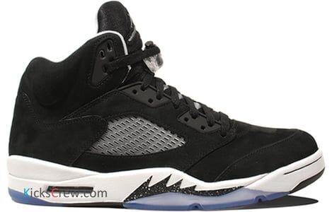 Air Jordan 5 Retro Oreo 籃球鞋/運動鞋 (136027-035) 海外預訂