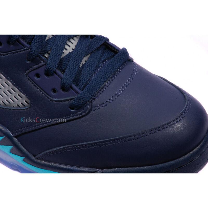 Air Jordan 5 Retro Hornets 籃球鞋/運動鞋 (136027-405) 海外預訂
