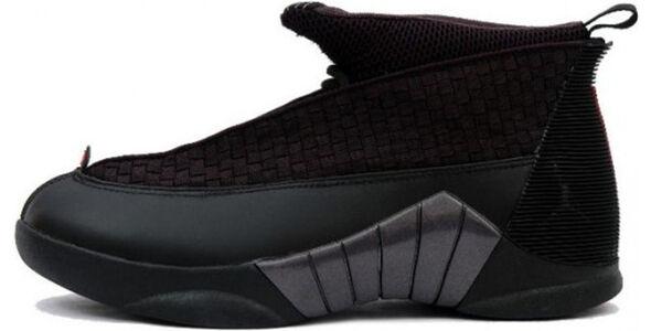 Air Jordan 15 OG 'Stealth' 1999 Black/Varsity Red 籃球鞋/運動鞋 (136029-061) 海外預訂