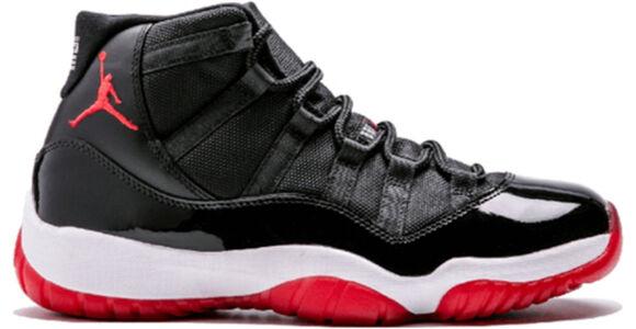 Air Jordan 11 Retro 'Countdown Pack' Black/Varsity Red-White 籃球鞋/運動鞋 (136046-062) 海外預訂