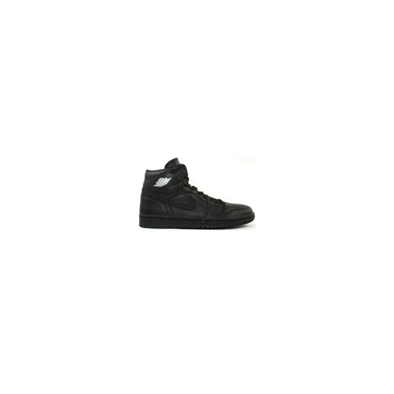 Air Jordan 1 Retro 'Black Silver' 2001 Black/Black-Metallic Silver 籃球鞋/運動鞋 (136060-002) 海外預訂