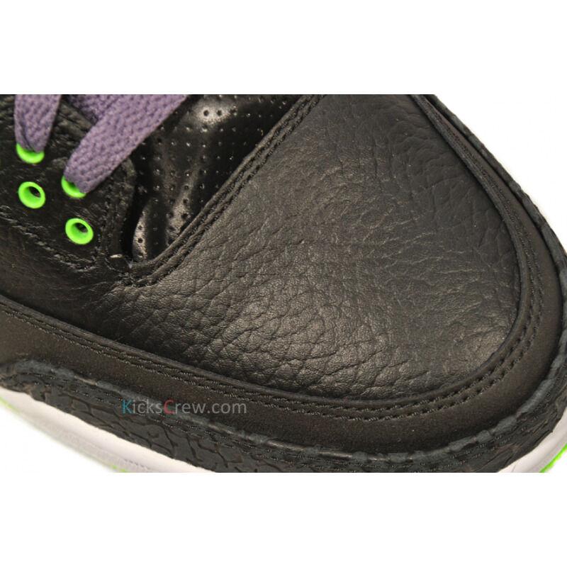 Air Jordan 3 Retro Jordan Stealth Collection 籃球鞋/運動鞋 (136064-018) 海外預訂