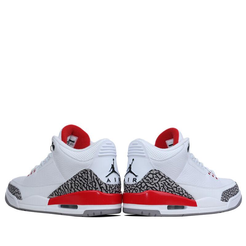 Air Jordan 3 Retro Katrina 籃球鞋/運動鞋 (136064-116) 海外預訂