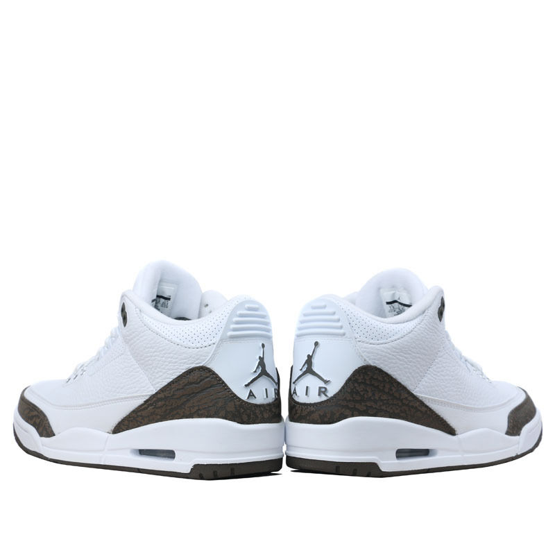 Air Jordan 3 Retro Mocha 籃球鞋/運動鞋 (136064-122) 海外預訂