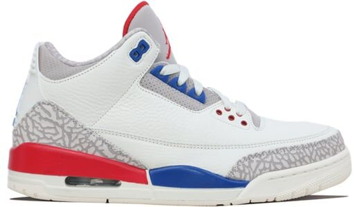 Air Jordan 3 Retro Charity Game 籃球鞋/運動鞋 (136064-140) 海外預訂