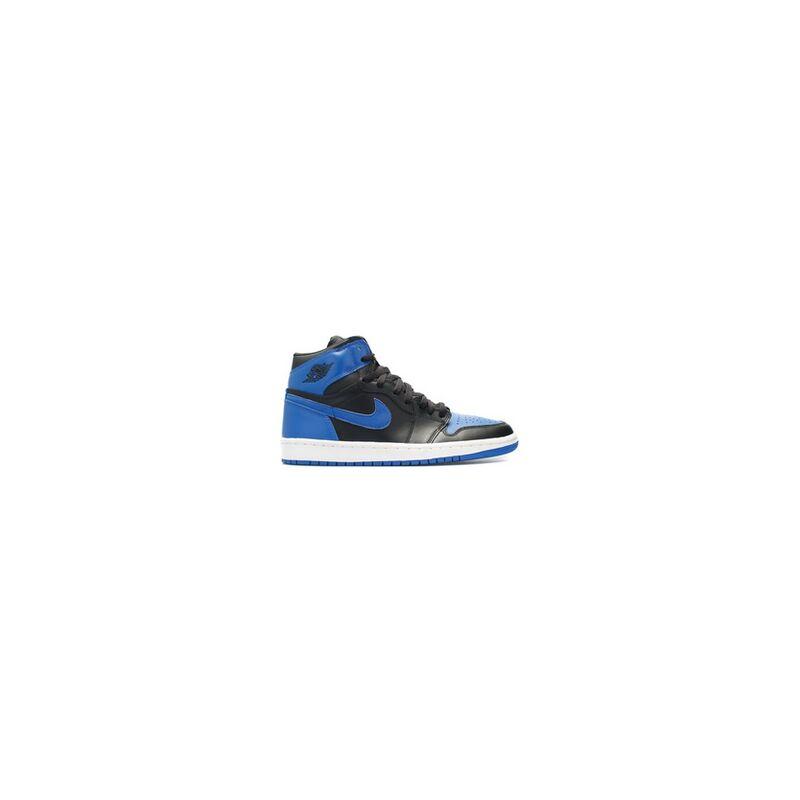 Air Jordan 1 Retro 'Royal' 2001 Black/Royal Blue 籃球鞋/運動鞋 (136066-041) 海外預訂