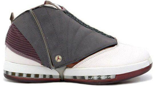 Air Jordan 16 OG 'Cherrywood' Whisper/Cherrywood/Light Graphite 籃球鞋/運動鞋 (136080-020) 海外預訂