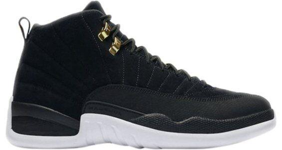 Air Jordan 12 Retro PS 'Reverse Taxi' Black/Black/White/Taxi 籃球鞋/運動鞋 (151186-017) 海外預訂