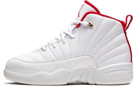 Air Jordan 12 Retro PS White 籃球鞋/運動鞋 (151186-107) 海外預訂