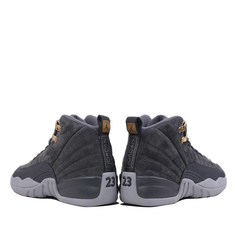 Air Jordan 12 Retro BG Dark Grey 籃球鞋/運動鞋 (153265-005) 海外預訂