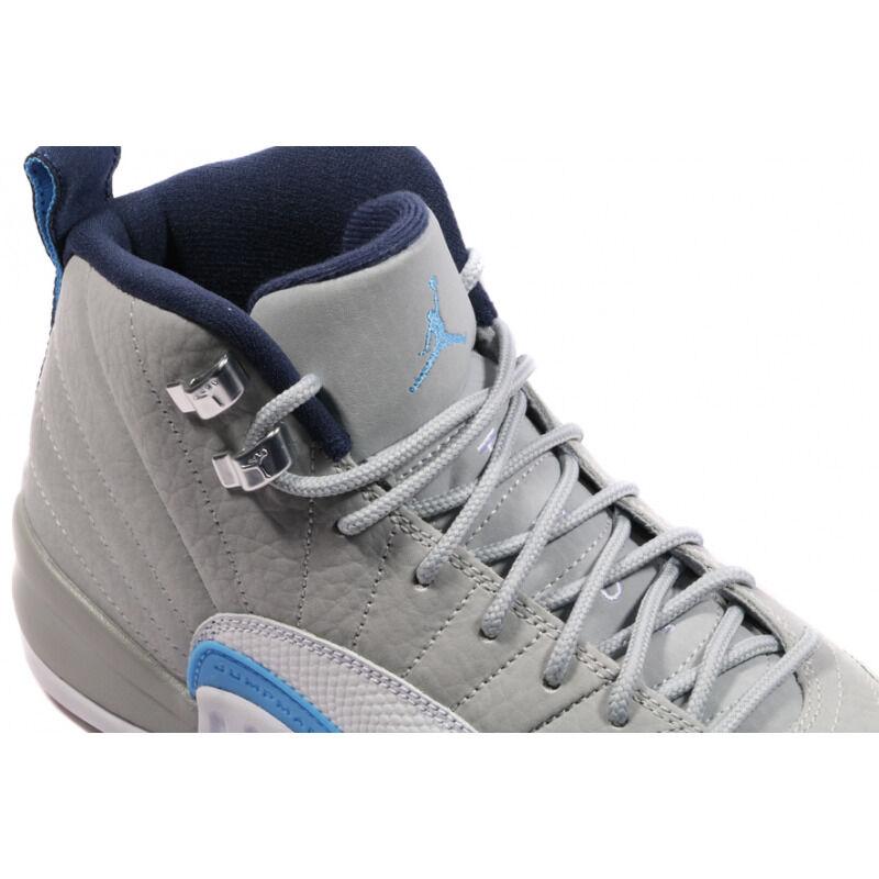 Air Jordan 12 Retro BG Wolf Grey 籃球鞋/運動鞋 (153265-007) 海外預訂