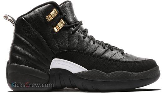 Air Jordan 12 Retro BG The Master 籃球鞋/運動鞋 (153265-013) 海外預訂