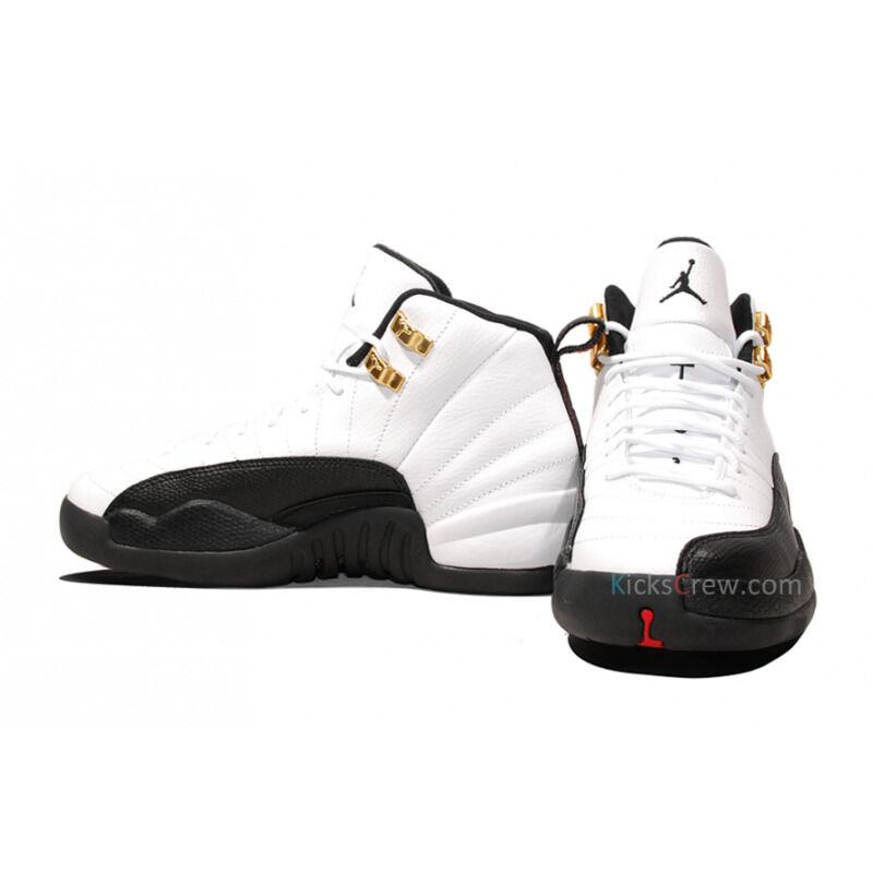 Air Jordan 12 Retro GS Taxi 籃球鞋/運動鞋 (153265-125) 海外預訂