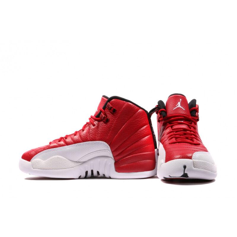 Air Jordan 12 Retro BG Gym Red 籃球鞋/運動鞋 (153265-600) 海外預訂