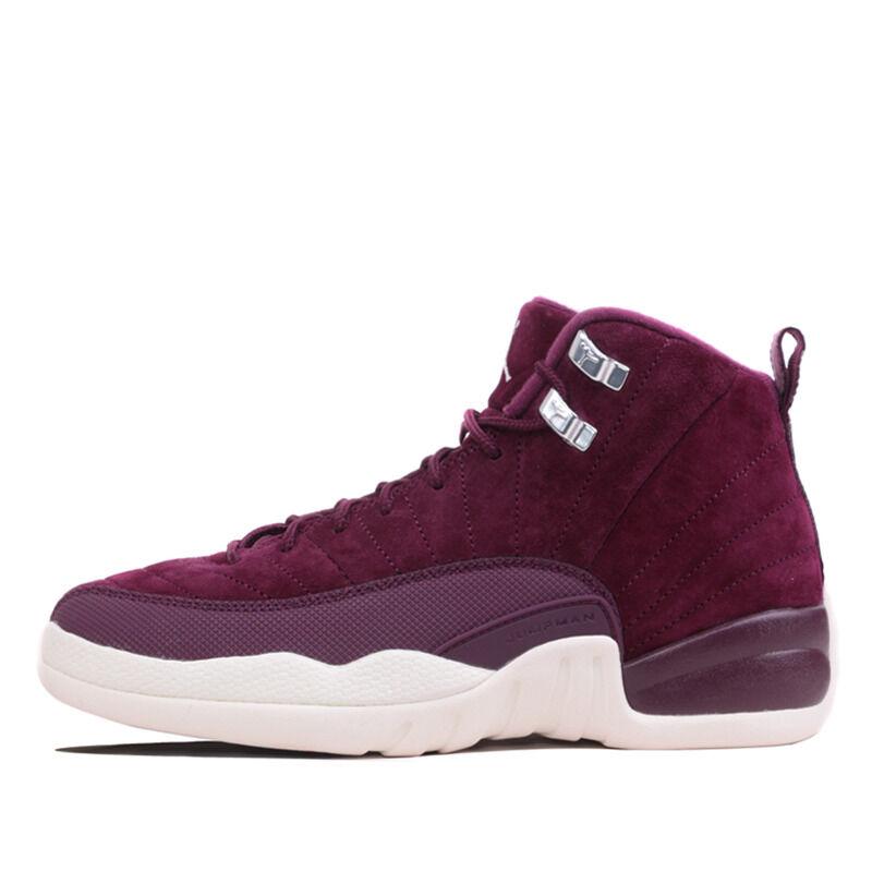 Air Jordan 12 Retro BG Bordeaux 籃球鞋/運動鞋 (153265-617) 海外預訂