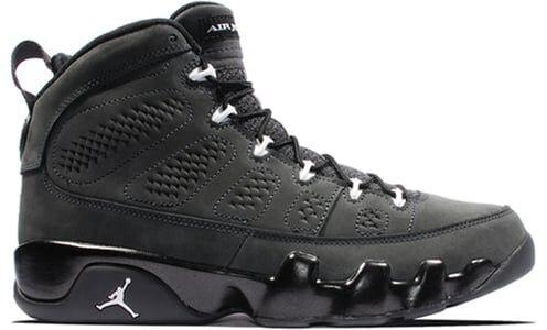 Air Jordan 9 Retro Anthracite 籃球鞋/運動鞋 (302370-013) 海外預訂