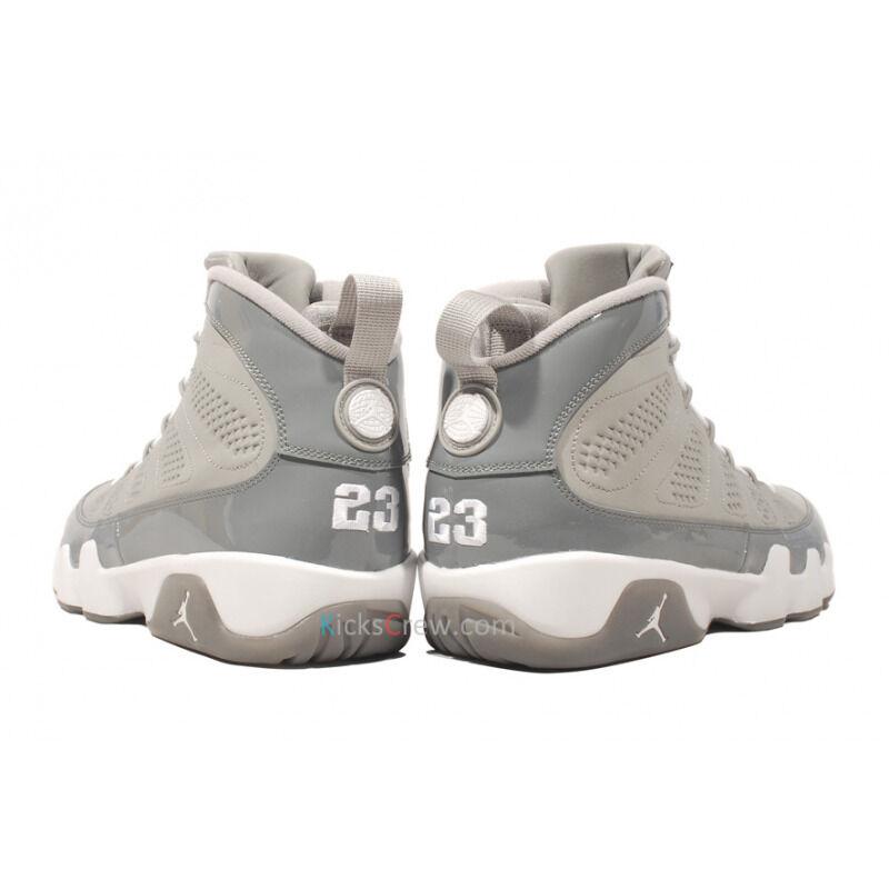 Air Jordan 9 Retro Cool Grey 籃球鞋/運動鞋 (302370-015) 海外預訂