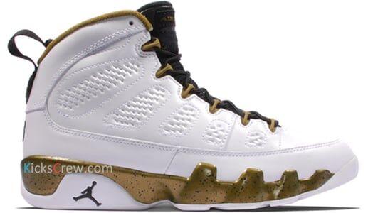 Air Jordan 9 Retro The Spirit 籃球鞋/運動鞋 (302370-109) 海外預訂