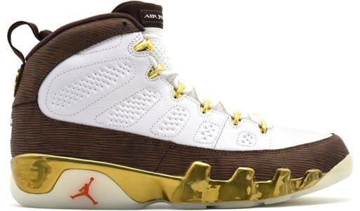 Air Jordan 9 Retro Mop Melo 籃球鞋/運動鞋 (302370-122) 海外預訂