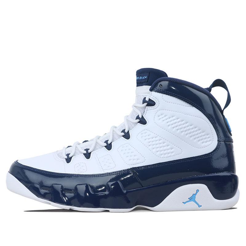 Air Jordan 9 Retro UNC 籃球鞋/運動鞋 (302370-145) 海外預訂