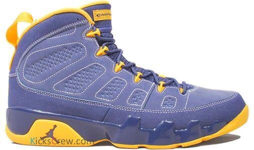 Air Jordan 9 Retro Calvin Bailey 籃球鞋/運動鞋 (302370-445) 海外預訂