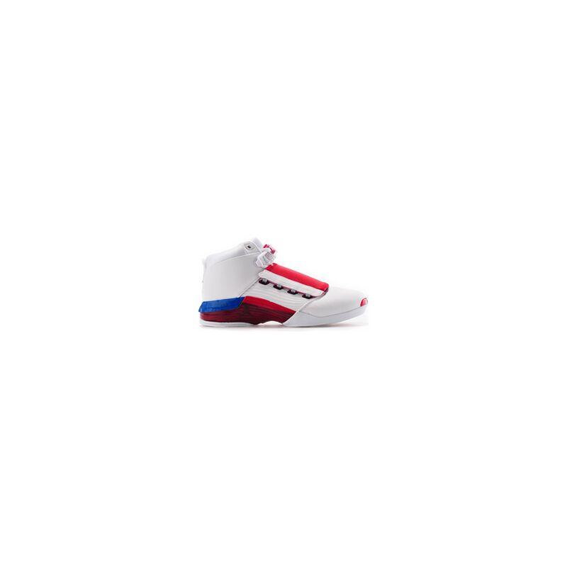 Air Jordan 17 OG 'Varsity Red' White/Varsity Red/Charcoal 籃球鞋/運動鞋 (302720-161) 海外預訂