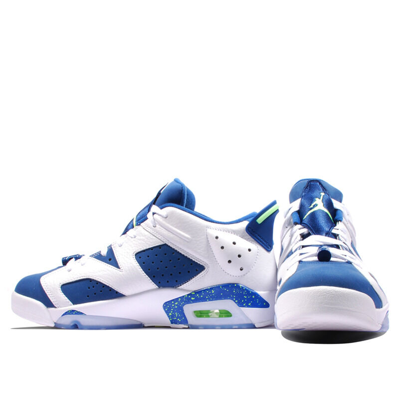 Air Jordan 6 Retro Low Insignia Blue 籃球鞋/運動鞋 (304401-106) 海外預訂