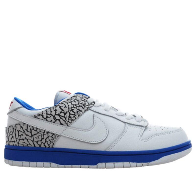 Dunk Low Cl 'Jordan Pack' White/White-Medium Grey 運動鞋 (304714-119) 海外預訂