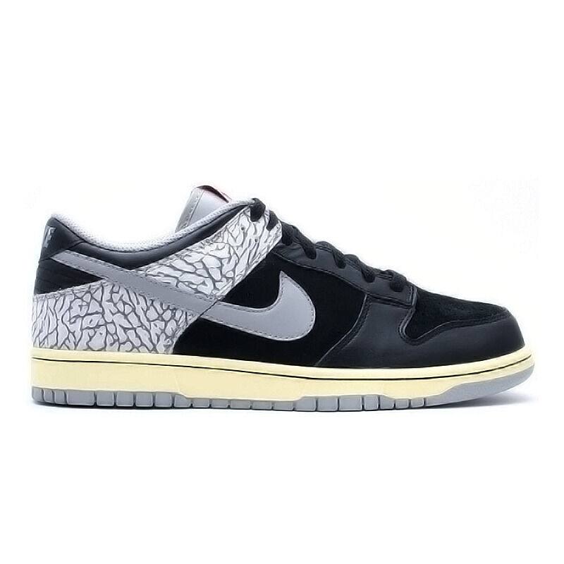 Dunk Low Cl Jordan Pack Black/Medium Grey-Neutral Grey 運動鞋 (304714-905) 海外預訂