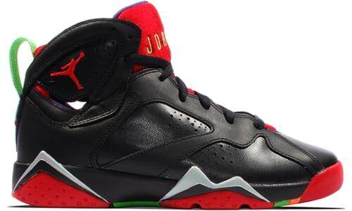 Air Jordan 7 Retro BG Marvin The Martian 籃球鞋/運動鞋 (304774-029) 海外預訂