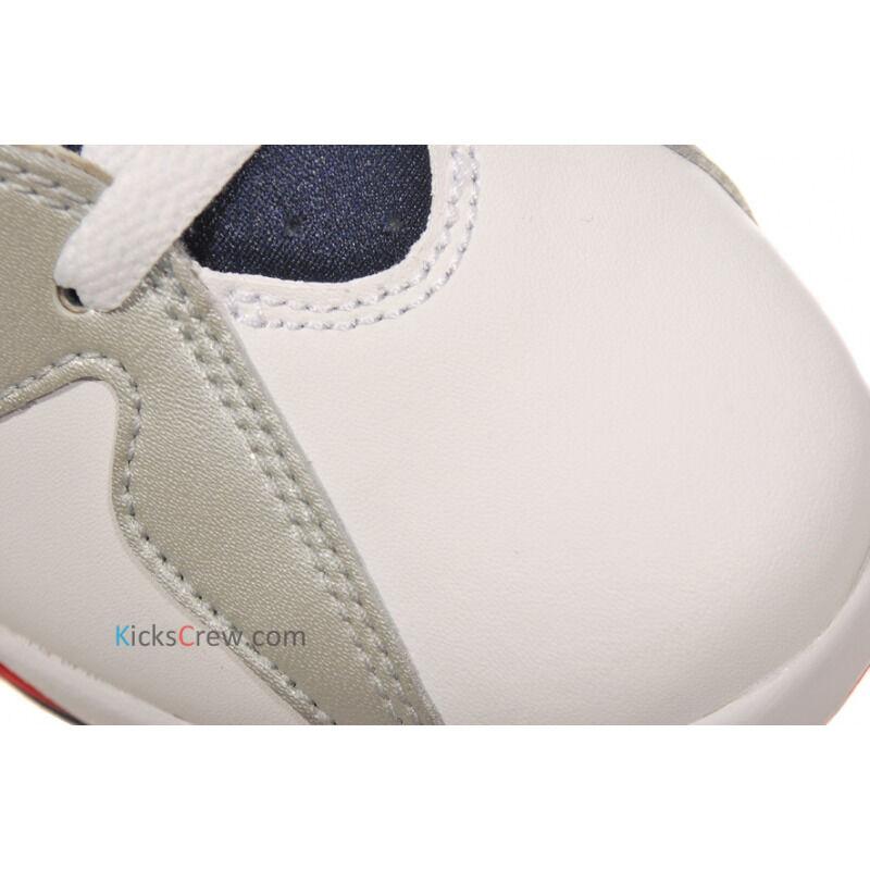 Air Jordan 7 Retro GS Olympic 籃球鞋/運動鞋 (304774-135) 海外預訂