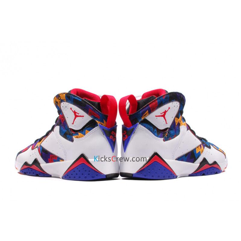 Air Jordan 7 Retro BG Sweater 籃球鞋/運動鞋 (304774-142) 海外預訂