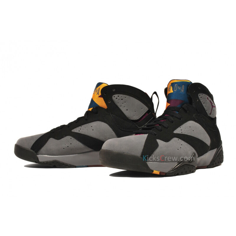 Air Jordan 7 Retro 'Bordeaux' 2011 Black/Lt Graphite-Bordeaux 籃球鞋/運動鞋 (304775-003) 海外預訂