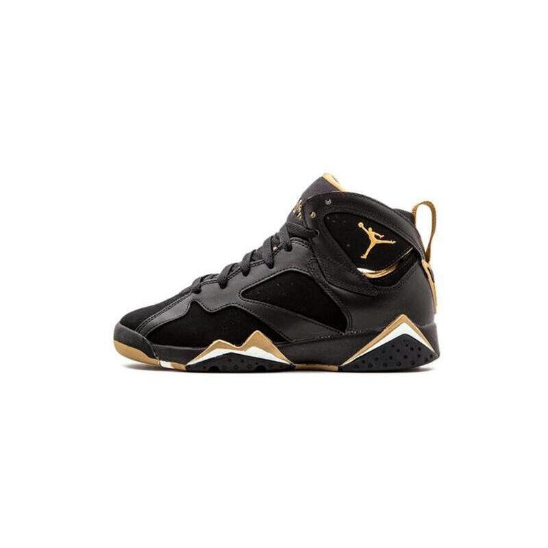 Air Jordan 7 Retro 'Golden Moments' Black/Metallic Gold-White 籃球鞋/運動鞋 (304775-030) 海外預訂